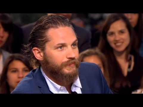Tom Hardy speaks French - again!