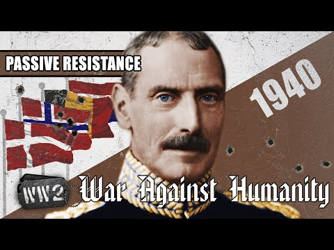 Royal Resistance in Benelux and Scandinavia 1940 - WW2 - War Against Humanity 008