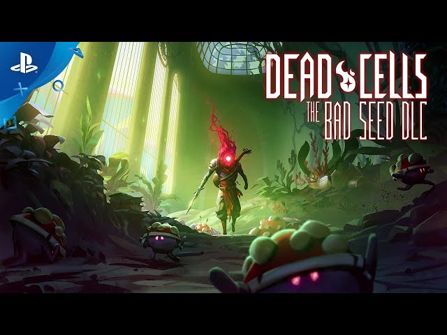 Dead Cells: The Bad Seed - Animated Trailer | PS4