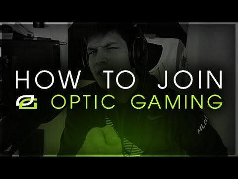 How To Join OpTic
