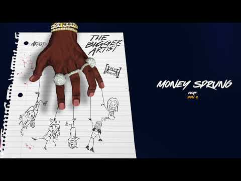 A Boogie Wit Da Hoodie - Money Sprung (feat. Don Q) [Official Audio]