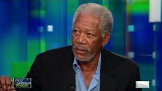 Morgan Freeman: GOP goals are racist