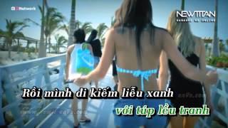 (Karaoke) Túp lều lý tưởng Remix-Hồ Quang Hiếu (beat gốc)