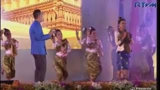 cambodian song asean gala dinner vientiane laos
