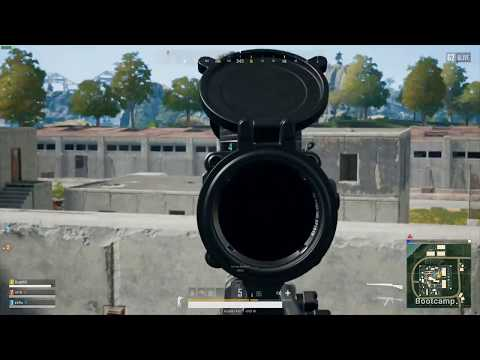 One Shot | PUBG Sniper Montage (Malaysia)