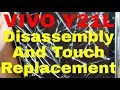 VIVO Y21L Disassembly And Touch Replacement