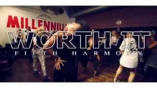 FIFTH HARMONY | WORTH IT | Choreography by BRINN NICOLE