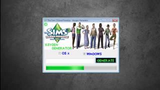 Les Sims 3 Île de Rêve Sérial [Générateur de Clé] 2015 ♥