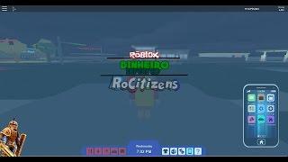 ROBLOX-RoCitizens-INFINITE MONEY BUG! -MAINTENANCE