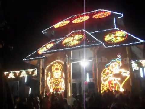 Perandoor Temple Festival 2012 Panchavadyam Ooramana ...  Perandoor Templ...