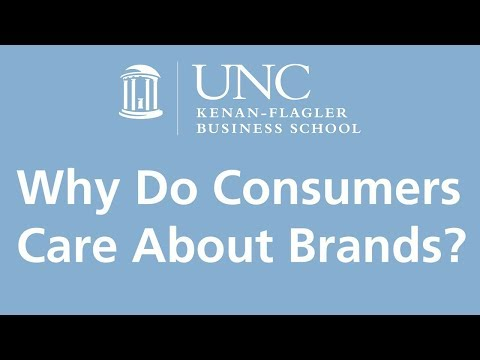 Why Do Consumers Care About Brands?