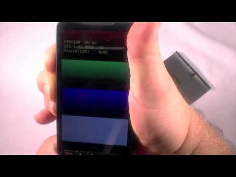 HTC HD2 Hard Reset