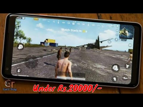 Top 4 Smartphones for Gaming Under Rs. 20000/- || Best Gamin