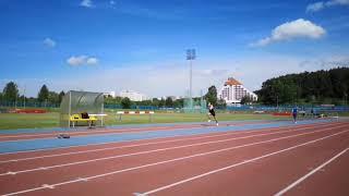 Красота лёгкой атлетики