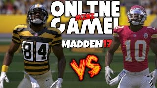 "HILARIOUS NEW ONLINE MULTIPLAYER MINI GAME ""SPECIAL TEAMS SHOWDOWN"" ! Madden 17 Mini Games"