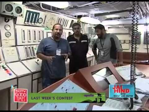 Rocky and Mayur uncover the riddle of INS Viraat.