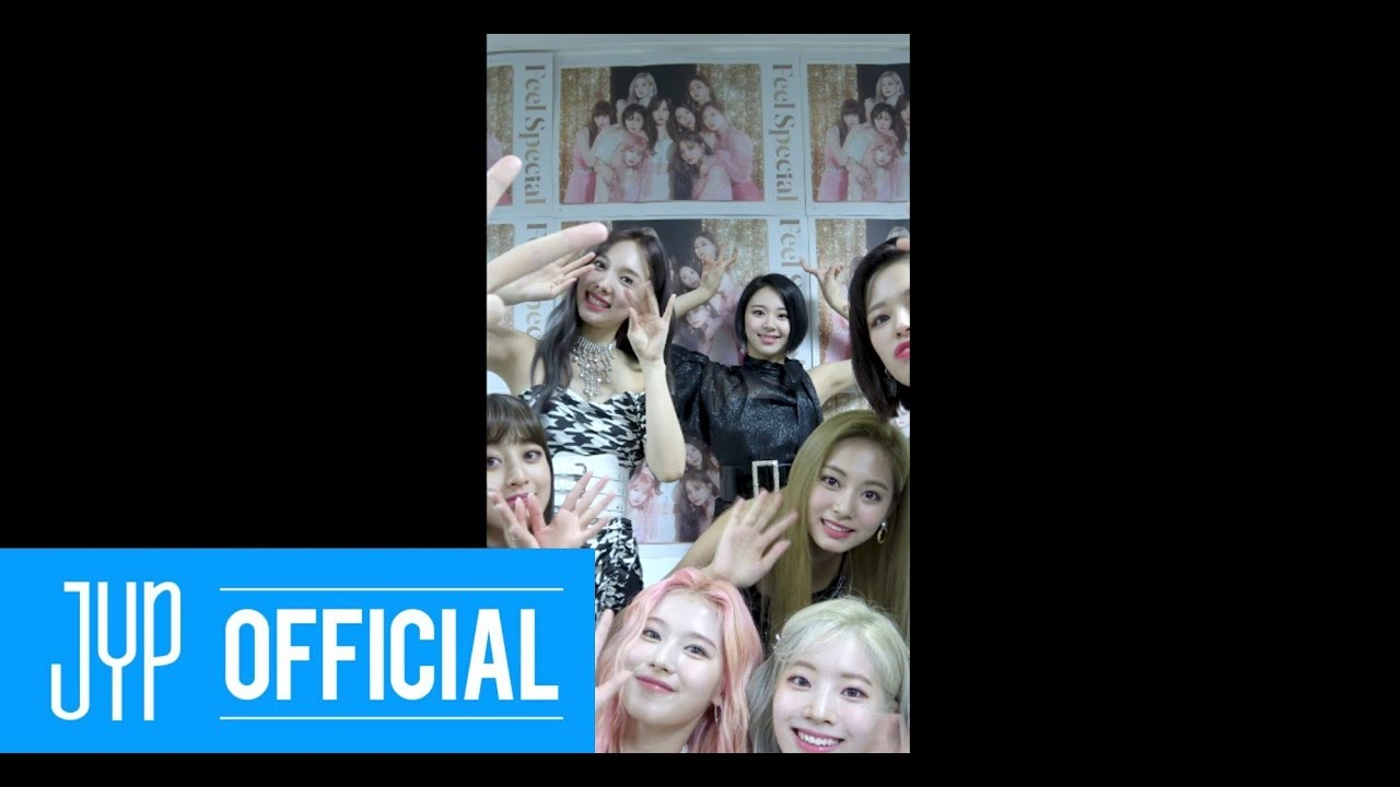 """Download TWICE """"Feel Special"""" M/V COPY"""