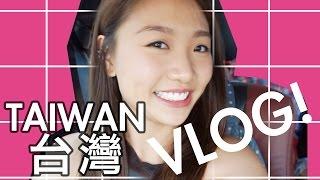🎃VLOG#10 我要做台妹! Jenn Goes To Taiwan  | Pumpkin Jenn🎃