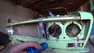 Полный разбор ваз 2106 . нужен кап.ремонт двс, подготовка к покраске.тазобудни какой стиль делать.?