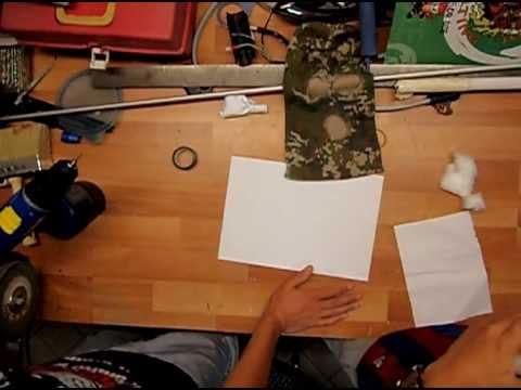 Come costruire un silenziatore da softair youtube for Costruire un temporizzatore 12v