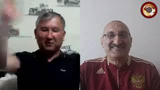 Интервью с Бахытжаном Копбаевым на тему ареста Сергея Фургала в Хабаровске.