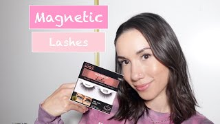 Kiss Magnetic Lash & Liner Review | SO EASY!!!