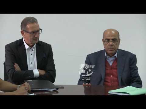 Declaration du Selectionneur National Mr George Leekens