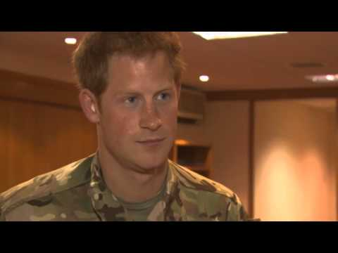 Thumbnail: Prince Harry Interview: I'm 'longing' to see Wills and Kate