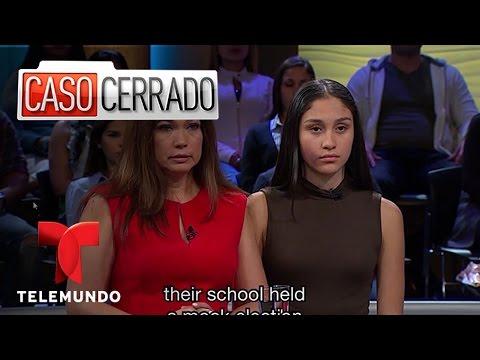 Caso Cerrado | 11 Year Old Racist Gets Hit in The Face 👊🏻🇲🇽 | Telemundo English
