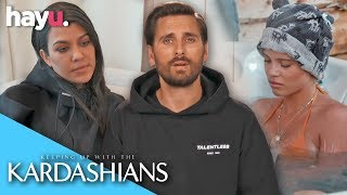 Scott Struggles To Keep Kourtney And Sofia Happy | Season 17 | Keeping Up With The Kardashians