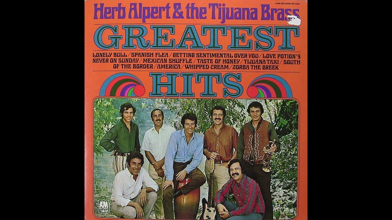 Quot 1970 Quot Quot Greatest Hits Quot L P Herb Alpert And The Tijuana