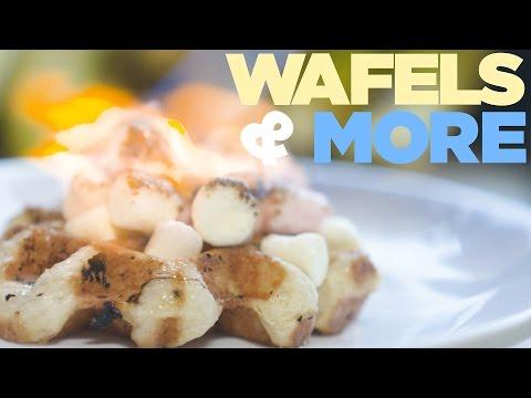 Authentic Belgium Waffles in Toronto - Wafels & More