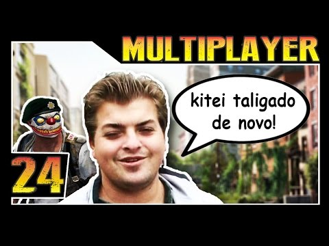 The Last of Us Remastered - Multiplayer Parte 24 - Tomamos CORO // Piada Ruim // Jenas キテロ