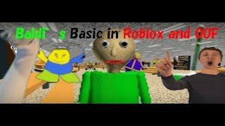 🥇 Fundamentos de Baldi en ROBLOX y OOF 🥇