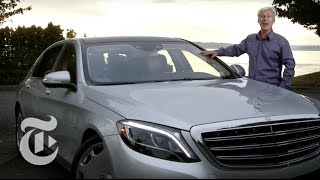 2016 Mercedes-Benz S600 Maybach | Driven: Car Review | The New York Times