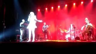 Johanna Kurkela - Rakkauslaulu (live @ Aleksanterin teatteri, 8.11.2016)