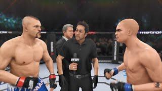 Chuck Liddell Vs Tito Ortiz | EA Sports UFC 3