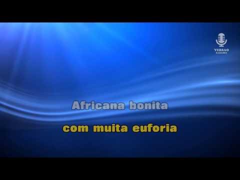 ♫ Karaoke AFRICANA - Luis Rosa