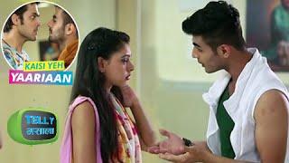 Aaryaman Confesses His Love For Nandini To Manik By Mistake | Kaisi Yeh Yaariaan