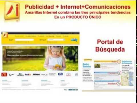 Haz Negocio con Páginas Amarillas de Internet