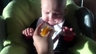 видео Проявление аллергии на апельсины, аллергия от апельсинового сока у ребенка