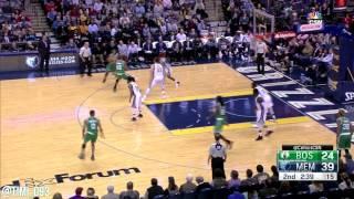 Al Horford Highlights vs Memphis Grizzlies (17 pts, 14 reb, 3 ast)