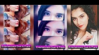 Snap Chat Story Girls || Entertainment Duet& Prank
