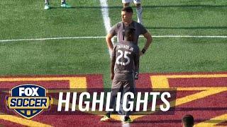 Minnesota United vs. LAFC | 2018 MLS Highlights