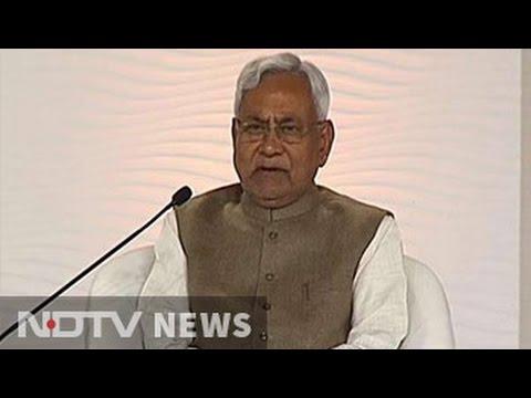 No Question Of Ghar Wapasi, Says Nitish Kumar For BJP