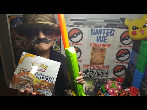 POKEPURGE Vs. JORDAN JAPAN!! ULTIMATE SUN & MOON BOX Opening