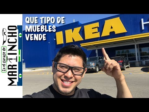 IKEA  Que tipo de muebles venden?