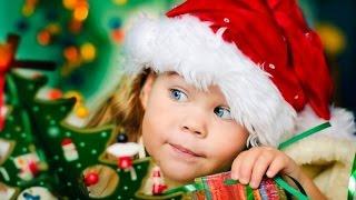 Новый Год ровно в полночь придёт - Новогодние песни для детей
