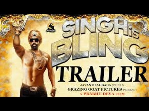 Singh is Bling  Akshay Kumar │ New Movie Review │Latest Hindi Movie 2015│