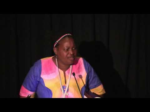 World Indigenous Law Conference 2016 - Oct. 21, Plenary Part 2